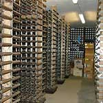 Bespoke Wine Cellar Racking
