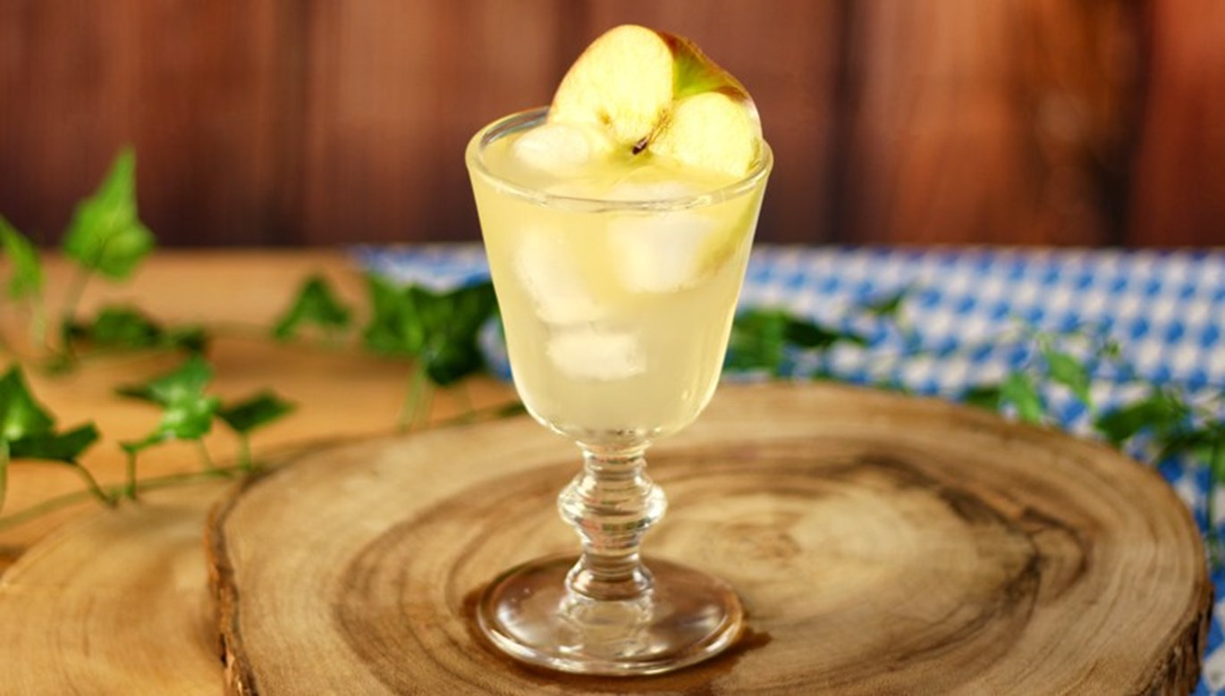 Apple Crumble Cocktail Recipe